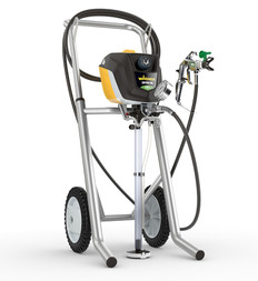 Wagner Control Pro 350 Extra  - A New Generation Of Airless Spraying