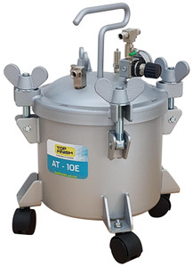 10 litre Pressure Pot on castors