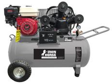 Iron Horse Portable 8HP Powerdyne Engine Compressor, AC21P