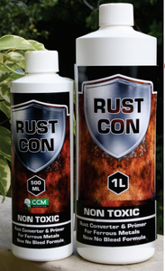 RustCon - The New Generation Of Rust Treatment