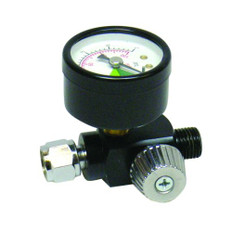Star S-081C Flow Regulator & Gauge