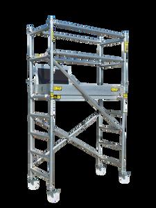 Titan Mini Mobile Scaffolding Guardrail Kit
