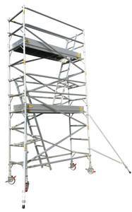Titan Single Width Mobile  Tower Scaffolding