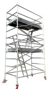Titan Double Width Mobile Tower Scaffolding