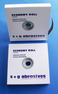 Engineers Cloth Backed Abrasive Roll, 38mm x 50m