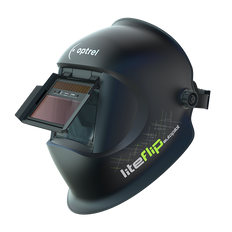 Optrel Liteflip Welding Helmet - The first flip-up with autopilot has arrived.