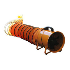 Ducting for 450mm Air Flo Portable Dual Function Ventilation Fan