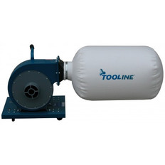 Mini Single Port 750w Dust Collector