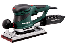 Metabo 1/2 Sheet Orbital Finishing Sander, 114mm x 229mm, SRE 4351 Turbo Tec
