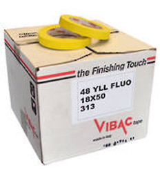 Vibac 313 Yellow Masking Tape