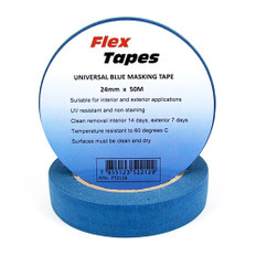 18mm Flex Premium Universal Blue Interior / Exterior Masking Tape