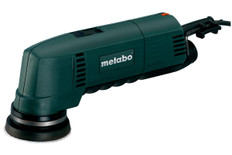 Metabo Mini Random Orbital Sander- 80mm Powerful Trim And Detail Sanding - A Must Have Sanding Tool