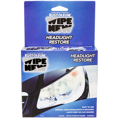 Wipe New Headlight Restore - Removes Years Of Fading And Oxidization
