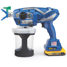 Ultra Cordless Handheld Airless Sprayer