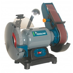 Tooline 200mm Bench Grinder/Sander