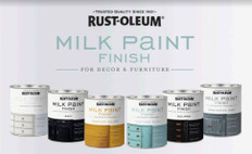 Rust-Oleum Milk Paint Finish