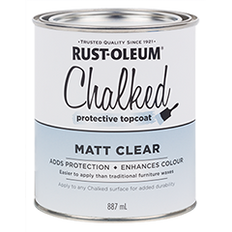 Rust-Oleum Chalked Protective Topcoat