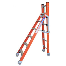 Indalex  Pro Series Fibreglass Step Extension Ladder - 150kg Load Rating