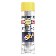 Rust-Oleum Yellow Line Marking Paint
