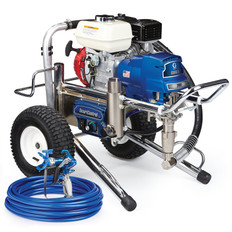 Graco GMAX II 3900 Petrol Airless Sprayer, Lo-Boy