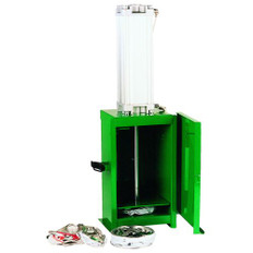 Air Operated Can Crusher Pneumatic 6 litre capacity
