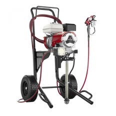 Titan Elite 3500 Petrol Driven Sealed Hydraulic Airless Paint Sprayer