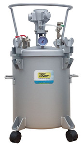 Top Finish Paint Pressure Pot 20 litre with air agitation