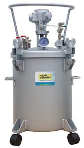 Top Finish Paint Pressure Pot 20 litre with air agitation