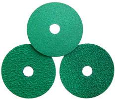 178mm x 22mm, Zirconia Fibre Discs