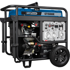 GT Power 115000W  Push Button Electric Start Generator, GT15000E