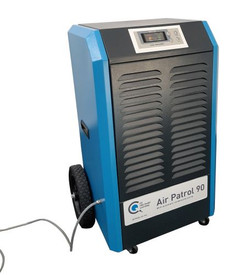 CQ Air Patrol 90L Industrial Dehumidifier With Lift Pump