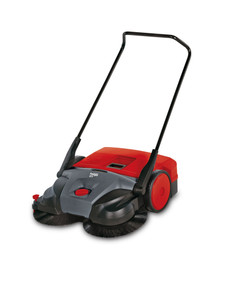 Haaga Sweeper 477 with iSweep
