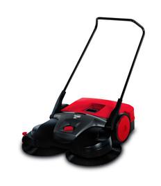 Haaga Sweeper 497 Profi with iSweep
