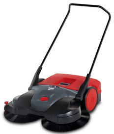 Haaga Sweeper 697 Battery Profi with iSweep