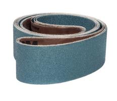 50mm x 1830mm (2 x 72) Zirconia Linishing and Sanding Belts, 2 Packs