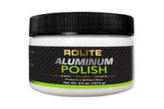 Rolite Aluminum Polish 4.5oz Jar