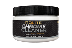 Rolite Chrome Cleaner 4.5oz Jar