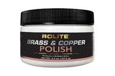 Rolite Brass & Copper Polish 4.5 oz