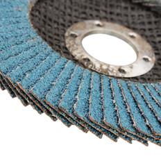 Zirconium Flap Discs