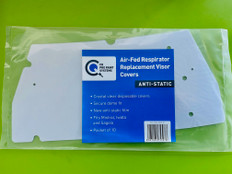 AMX Mistral Crystal Clear Anti Static Disposable Covers -10 Pack