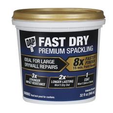 DAP Fast Dry Premium Spackling