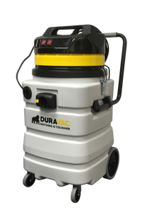 Duravac 90L Heavy Duty Wet Vacuum with Pump