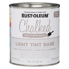 Chalked Paint Light Tint Base