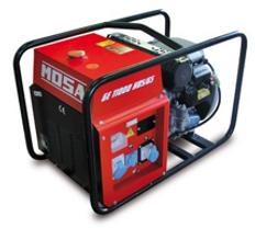 9900W Honda V Twin GX630 Generator