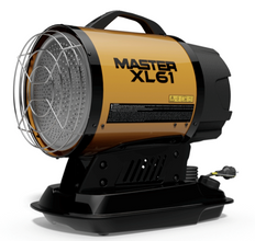 Master Climate Solutions Diesel Fired 17kW Radiant Heater