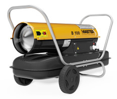 Master Diesel Fired 29kW Forced Heater