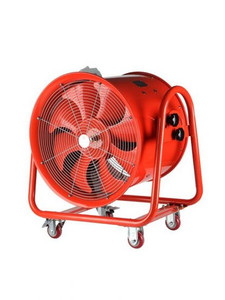 700mm Air Flo Portable Dual Function Ventilation Fan, IP55 rated