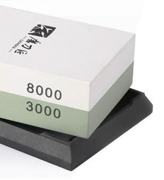 Taidea 3000grit/8000grit Double sided whetstone