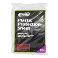 Medium Duty Plastic Protection Sheet