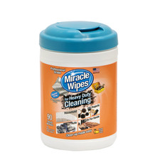 Miracle Wipes for Heavy Duty Cleaning